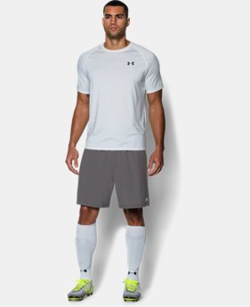 Men's UA Hustle Soccer Shorts LIMITED TIME: FREE SHIPPING 2 Colors $29.99