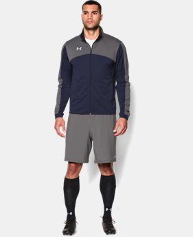 Men's UA Futbolista Soccer Track Jacket LIMITED TIME: FREE U.S. SHIPPING 3 Colors $59.99