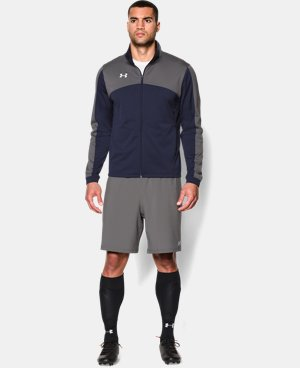 New Arrival  Men's UA Futbolista Soccer Track Jacket  1 Color $69.99