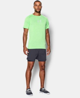 Men's UA Launch Racer 2-in-1 Shorts  2 Colors $44.99