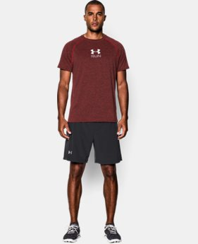 "Men's UA Launch Run Stretch-Woven 7"" Shorts   $29.99 to $37.99"
