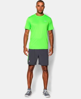 "Men's UA Launch Run Stretch-Woven 7"" Shorts LIMITED TIME: FREE U.S. SHIPPING  $28.49"