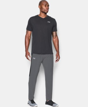 Men's UA Launch Run Stretch-Woven Pants  1 Color $42.74