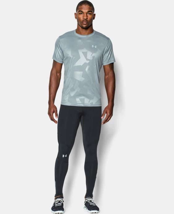 Men's UA Launch Run Compression Leggings LIMITED TIME: FREE SHIPPING 1 Color $63.99