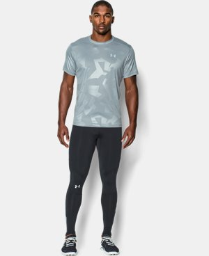 Men's UA Launch Run Compression Leggings LIMITED TIME: FREE U.S. SHIPPING 1 Color $42.74