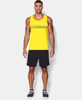 Men's HeatGear® ArmourVent™ Apollo Singlet