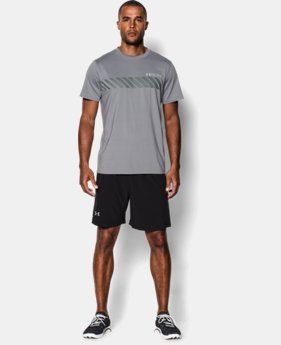 Men's HeatGear® ArmourVent™ Apollo Short Sleeve