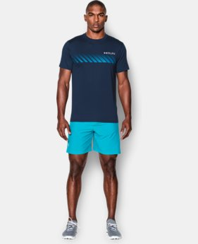 Men's HeatGear® ArmourVent™ Apollo Short Sleeve LIMITED TIME: FREE U.S. SHIPPING  $32.99