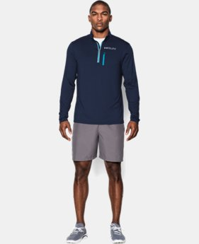 Men's HeatGear® ArmourVent™ Apollo ¼ Zip