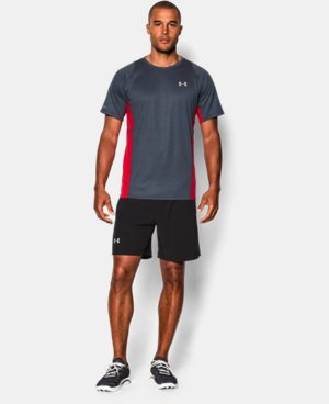 Men's UA Charged Wool Run Short Sleeve LIMITED TIME: FREE U.S. SHIPPING  $44.99
