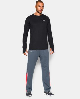 Men's UA Charged Wool Run Long Sleeve   $50.99