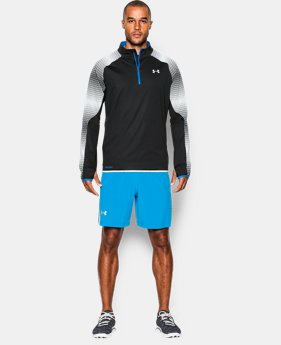 Men's UA Storm WINDSTOPPER® Run ¼ Zip LIMITED TIME: FREE U.S. SHIPPING 2 Colors $134.99