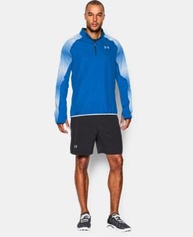 Men's UA Storm WINDSTOPPER® Run ¼ Zip LIMITED TIME: FREE U.S. SHIPPING 1 Color $134.99