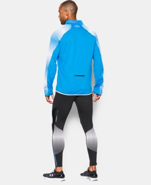 Men's UA Storm WINDSTOPPER® Run Leggings  1 Color $104.99