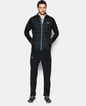 Men's UA Run ColdGear® Infrared Hybrid Jacket  1 Color $112.99