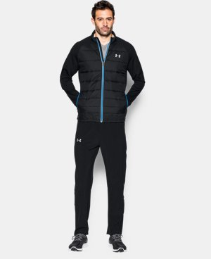Men's UA Run ColdGear® Infrared Hybrid Jacket  1 Color $84.74