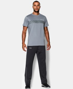 Men's UA ColdGear® Infrared Run Pants  1 Color $67.99