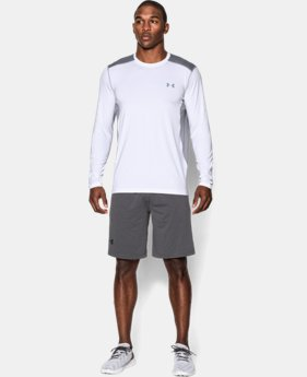 Men's UA Raid Long Sleeve T-Shirt LIMITED TIME: FREE SHIPPING 4 Colors $39.99