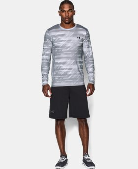 Men's UA Raid Long Sleeve T-Shirt  1 Color $25.49