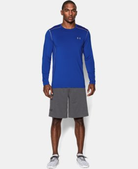 Men's UA Raid Long Sleeve T-Shirt LIMITED TIME: FREE SHIPPING 1 Color $39.99