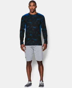 Men's UA Raid Long Sleeve T-Shirt LIMITED TIME: FREE SHIPPING  $33.99