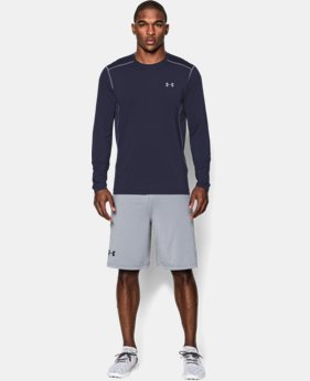 Men's UA Raid Long Sleeve T-Shirt LIMITED TIME: FREE SHIPPING 1 Color $33.99