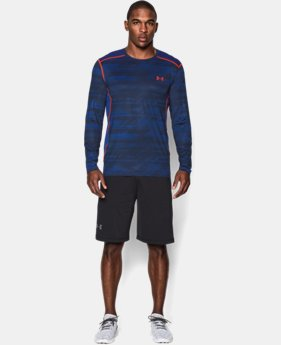 Men's UA Raid Long Sleeve T-Shirt  7 Colors $29.99