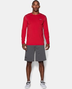 Men's UA Raid Long Sleeve T-Shirt  1 Color $22.49