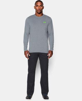 Men's UA ColdGear® Infrared Lightweight Crew  3 Colors $29.99 to $37.99