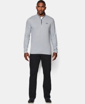 Men's UA ColdGear® Infrared Lightweight ¼ Zip LIMITED TIME: FREE SHIPPING 1 Color $59.99