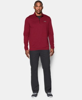 Men's UA ColdGear® Infrared Lightweight ¼ Zip LIMITED TIME: FREE U.S. SHIPPING 1 Color $59.99