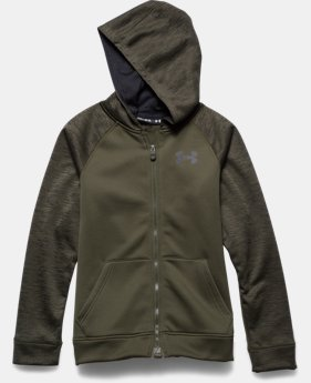 Boys' UA Storm Armour® Fleece Hoodie