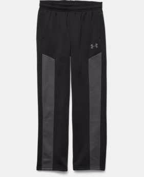 Boys' UA Storm Armour® Fleece Pants