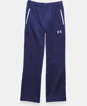 Boys' UA ColdGear® Infrared Fleece Pants