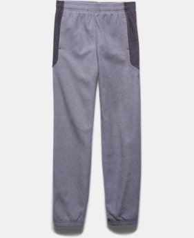Boys' UA ColdGear® Infrared Performance Fleece Pants