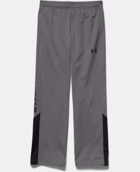 Boys' UA Brawler Warm-Up Pants
