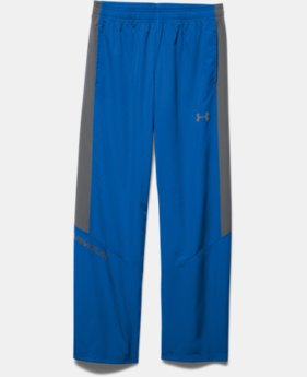 Boys' UA Enforcer Warm-Up Pants