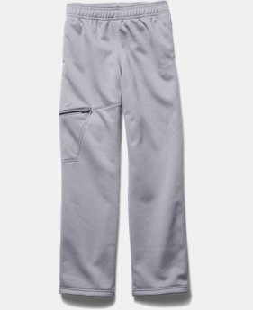 Boys' UA Storm Armour® Fleece Reflective Pants