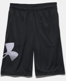 Boys' UA Reflective Shorts