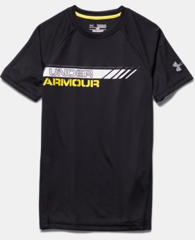 Boys' UA Reflective T-Shirt