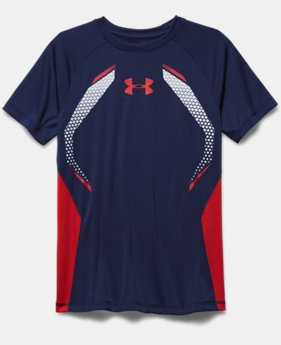 Boys' UA Glow Shirt
