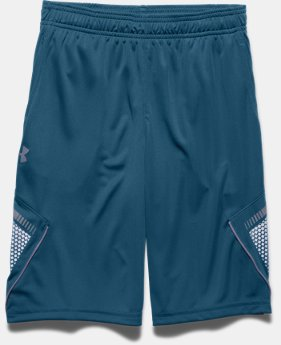 Boys' UA Glow Shorts