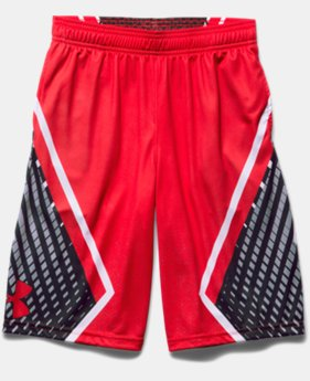 Boys' UA Undeniable Basketball Shorts