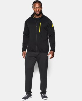 Men's UA Combine® Training Paratrooper Fleece Jacket