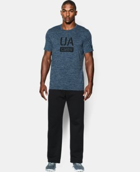 Men's UA Combine® Training Stack Up T-Shirt