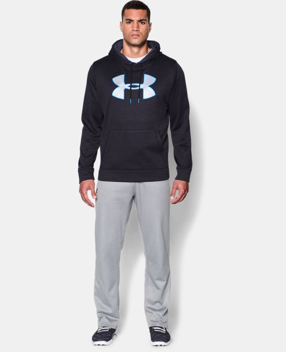 Men's UA Storm Armour® Fleece Twist Hoodie LIMITED TIME: FREE U.S. SHIPPING 3 Colors $44.99