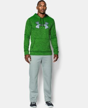 Men's UA Storm Armour® Fleece Twist Hoodie  1 Color $44.99