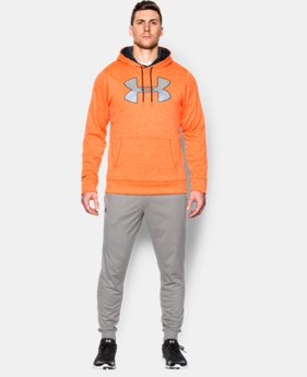 Men's UA Storm Armour® Fleece Twist Hoodie EXTENDED SIZES 3 Colors $59.99