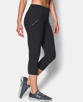 Women's UA Stunner Stretch Woven Capri  1 Color $44.99