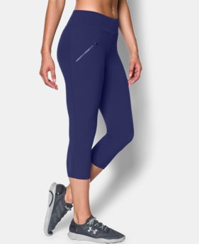 Women's UA Stunner Stretch Woven Capri  2 Colors $35.99 to $44.99